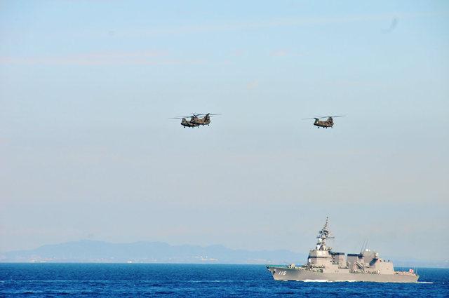 海上自卫队海军节_图1-52