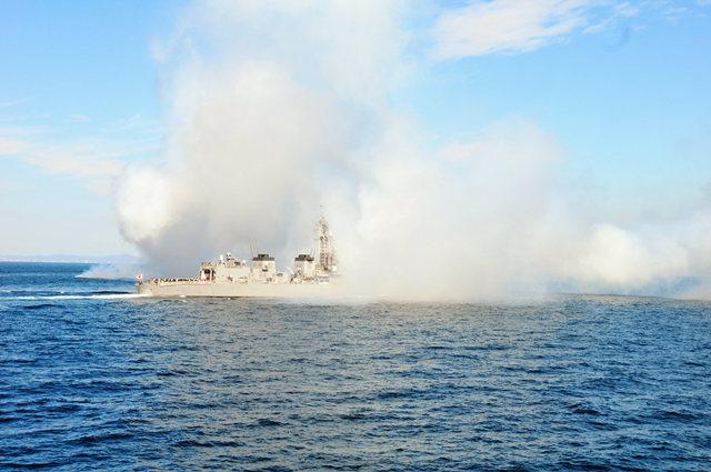 海上自卫队海军节_图1-57