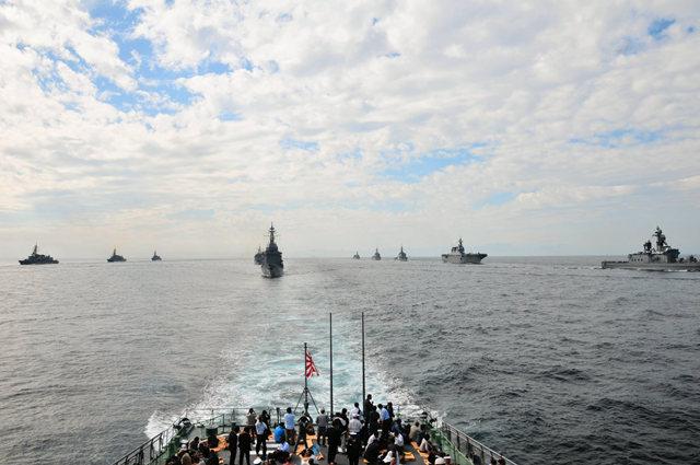 海上自卫队海军节_图1-59