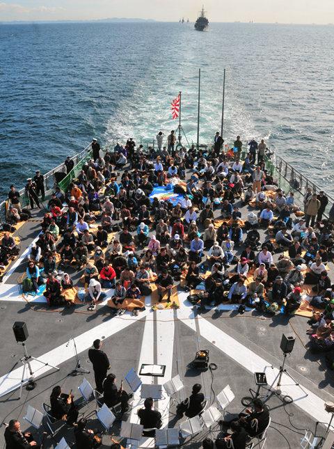 海上自卫队海军节_图1-60