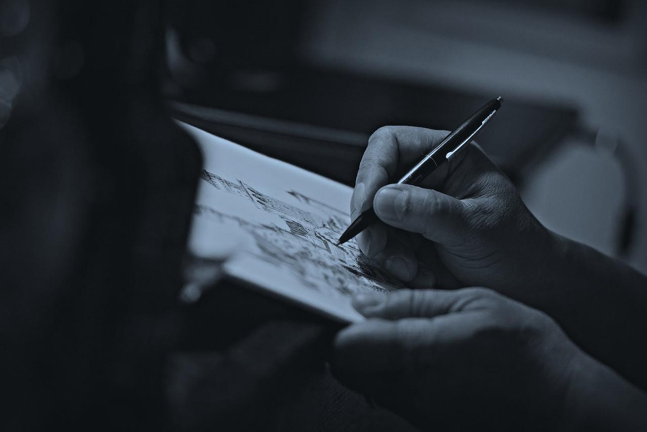 镜头里的人生故事,艺术是我的梦_图1-7