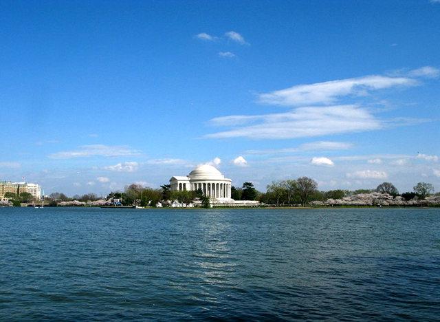 回顾去年华盛顿DC拍樱花_图1-14