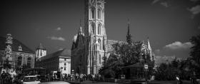 布达佩斯,饱经风霜的城市