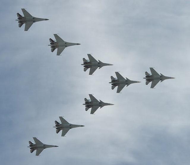 俄罗斯的国防力量......卫国战