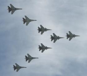 俄罗斯的国防力量......卫国战争胜利70周年