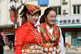 川西行摄---黑水县的嘉绒藏族