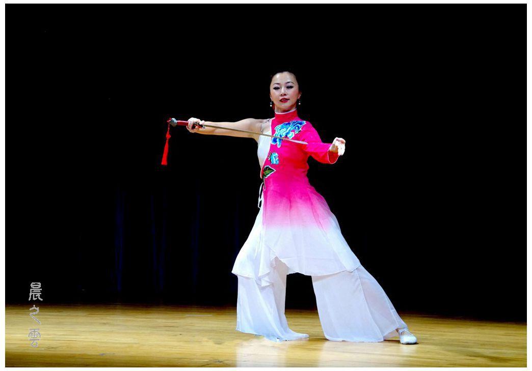 """剑舞--表演者""""史颖""""_图1-1"""