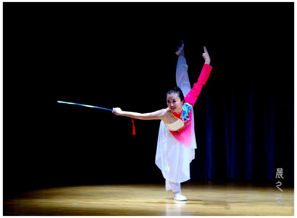 """剑舞--表演者""""史颖""""_图1-5"""