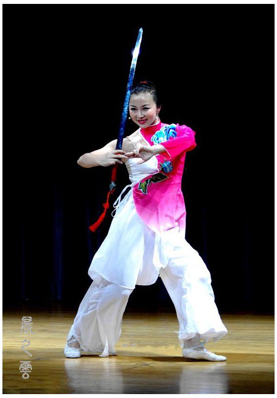 """剑舞--表演者""""史颖""""_图1-9"""