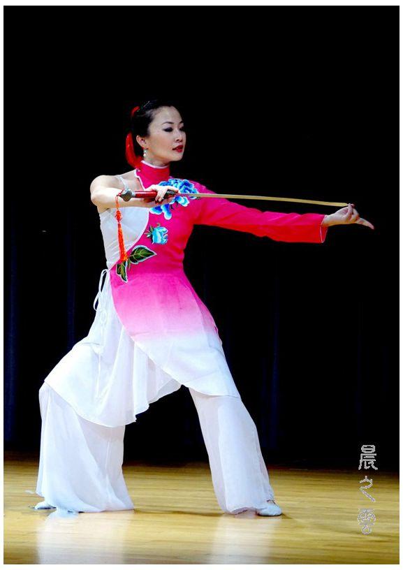 """剑舞--表演者""""史颖""""_图1-8"""