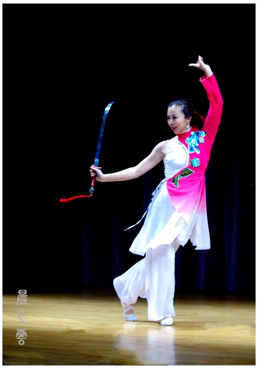 """剑舞--表演者""""史颖""""_图1-12"""