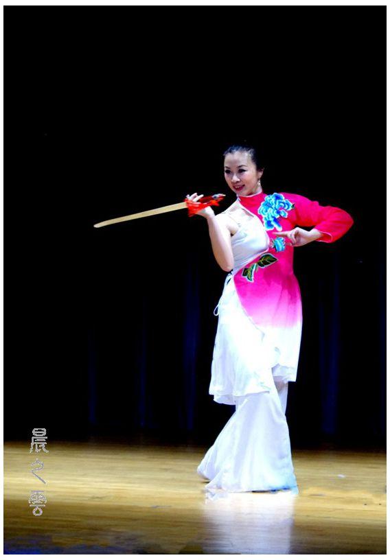 """剑舞--表演者""""史颖""""_图1-13"""