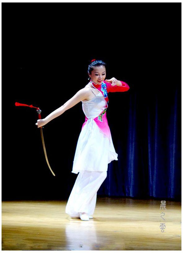 """剑舞--表演者""""史颖""""_图1-14"""