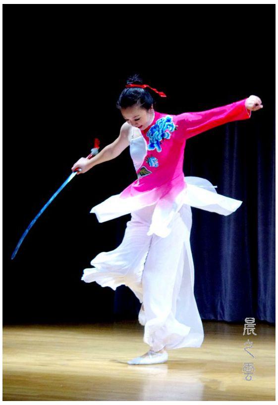 """剑舞--表演者""""史颖""""_图1-15"""