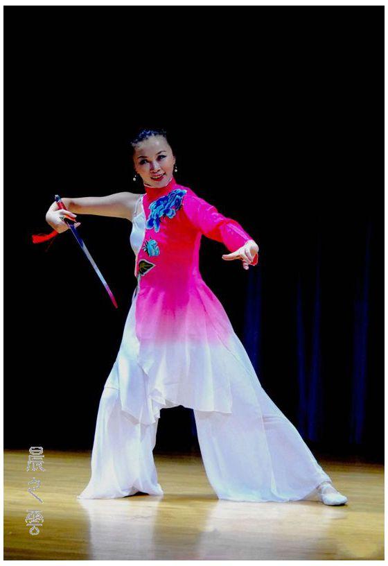 """剑舞--表演者""""史颖""""_图1-17"""