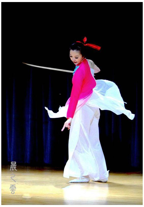 """剑舞--表演者""""史颖""""_图1-18"""
