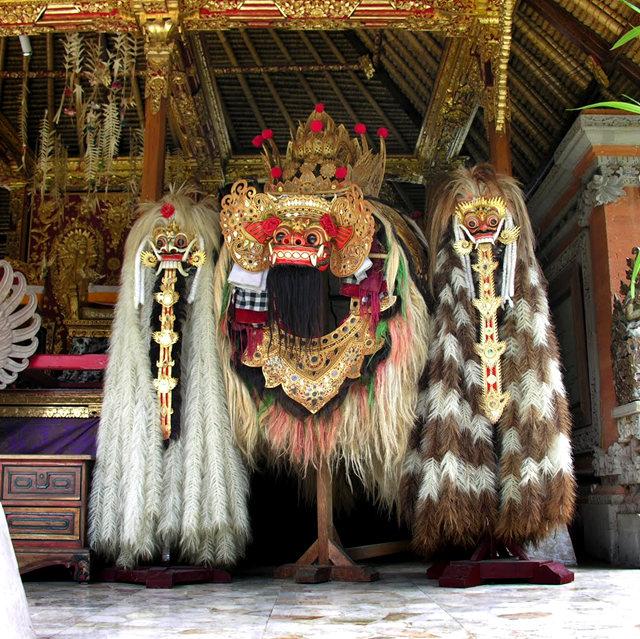 印尼萨拉斯瓦蒂寺.乌布王宫_图1-4