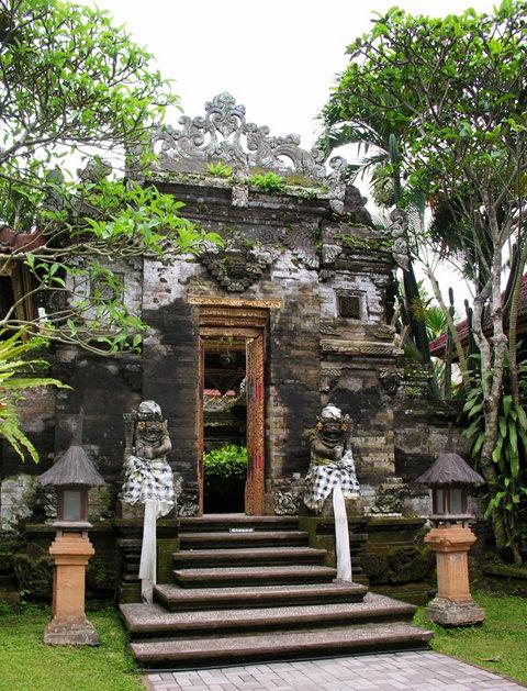 印尼萨拉斯瓦蒂寺.乌布王宫_图1-5