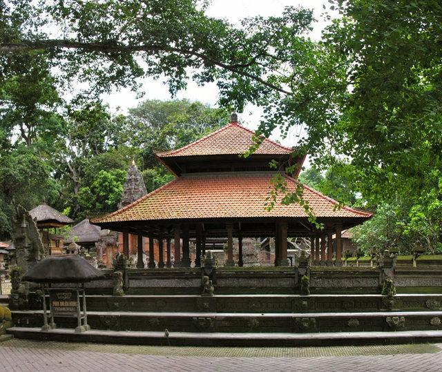 印尼萨拉斯瓦蒂寺.乌布王宫_图1-18