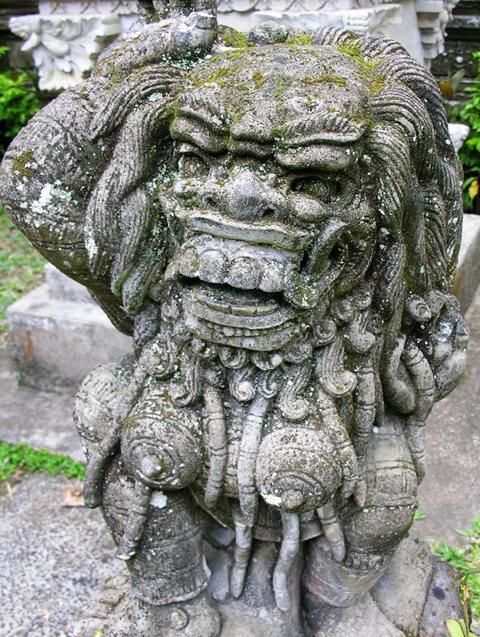 印尼萨拉斯瓦蒂寺.乌布王宫_图1-19