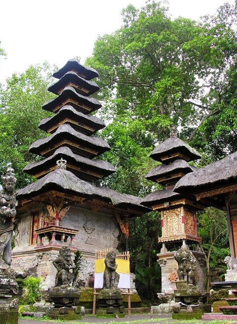 印尼萨拉斯瓦蒂寺.乌布王宫_图1-20