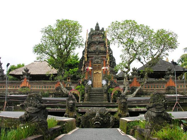 印尼萨拉斯瓦蒂寺.乌布王宫_图1-22