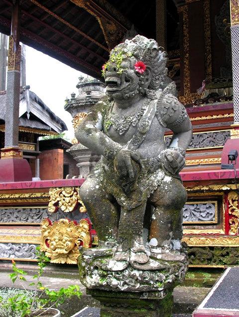 印尼萨拉斯瓦蒂寺.乌布王宫_图1-25