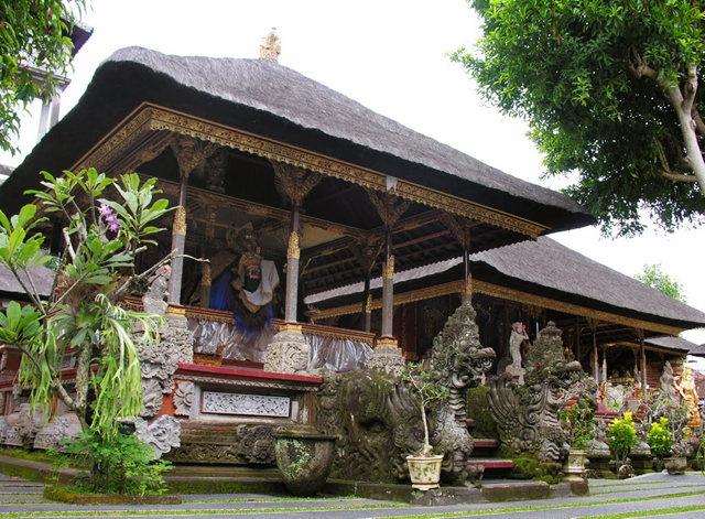 印尼萨拉斯瓦蒂寺.乌布王宫_图1-26