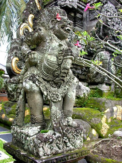 印尼萨拉斯瓦蒂寺.乌布王宫_图1-29