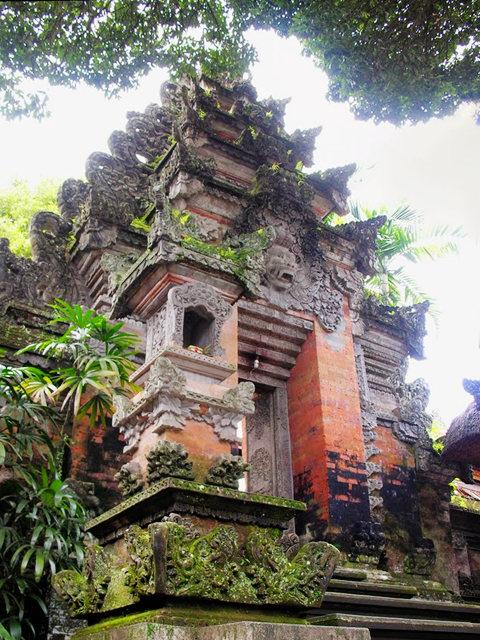 印尼萨拉斯瓦蒂寺.乌布王宫_图1-30