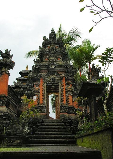 印尼萨拉斯瓦蒂寺.乌布王宫_图1-32