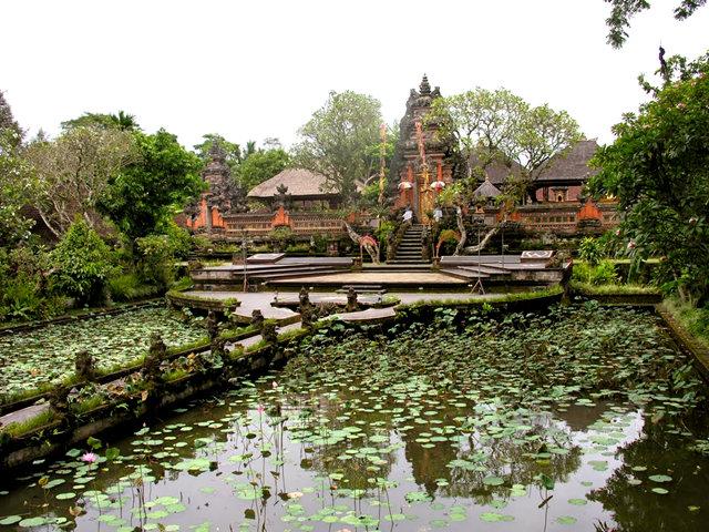 印尼萨拉斯瓦蒂寺.乌布王宫_图1-33