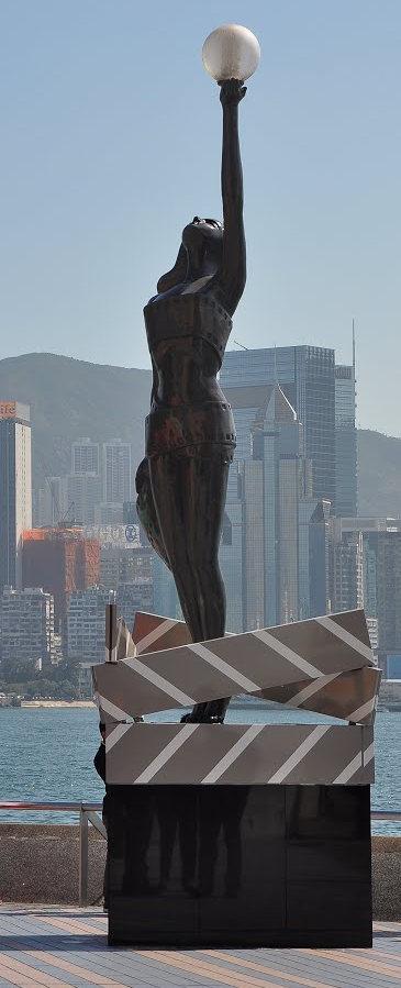 香港城雕_图1-11