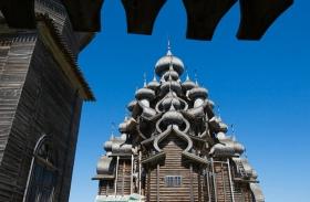 Kizhi Pogost 木制教堂