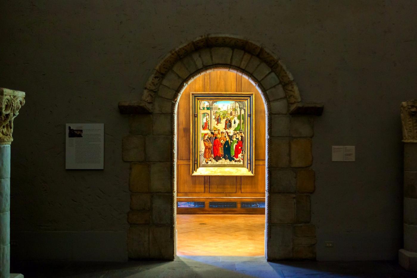 费城艺术馆,光影下的艺术品_图1-2