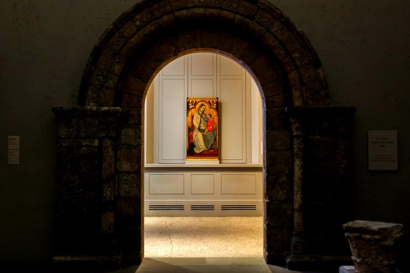费城艺术馆,光影下的艺术品_图1-7
