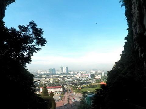 马来西亚的水上清真寺_图1-4