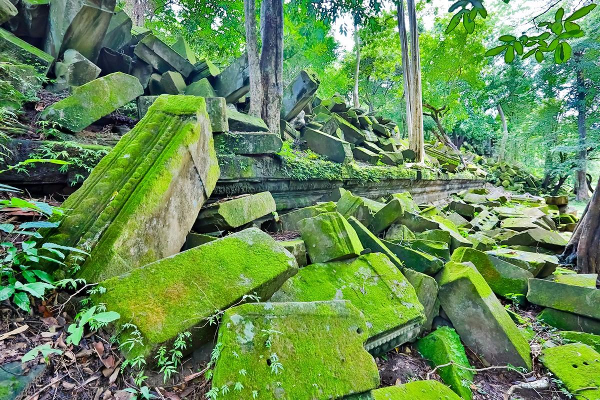 【杆说杆摄】崩密列 失落在原始丛林中的绿色王国 这里是摄影人的天堂 ..._图1-6
