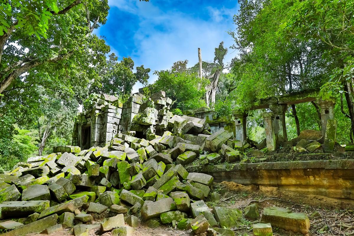 【杆说杆摄】崩密列 失落在原始丛林中的绿色王国 这里是摄影人的天堂 ..._图1-8