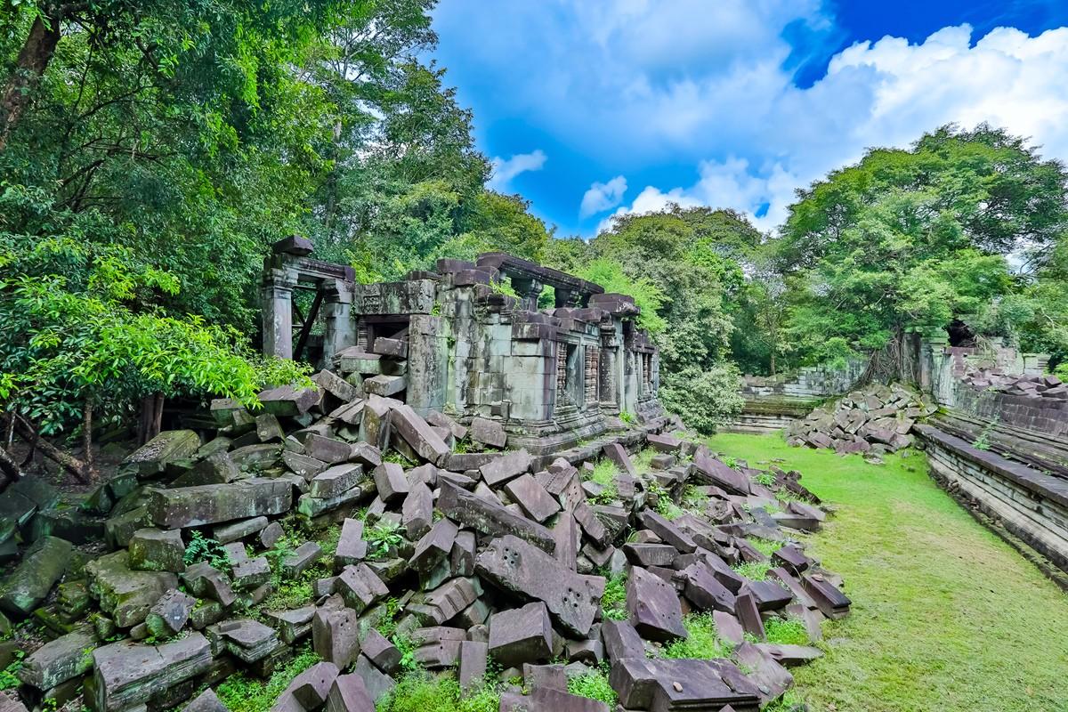 【杆说杆摄】崩密列 失落在原始丛林中的绿色王国 这里是摄影人的天堂 ..._图1-16
