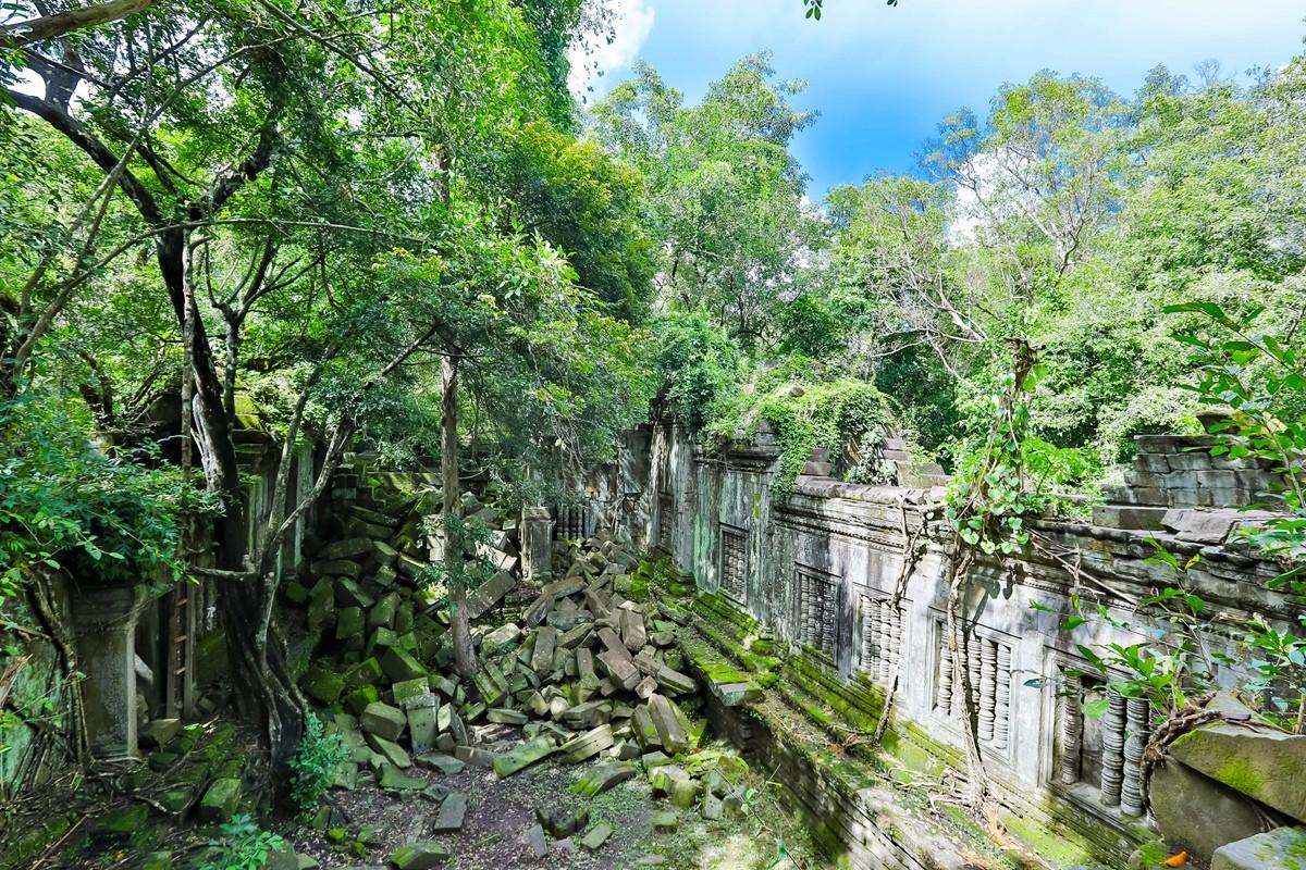【杆说杆摄】崩密列 失落在原始丛林中的绿色王国 这里是摄影人的天堂 ..._图1-15