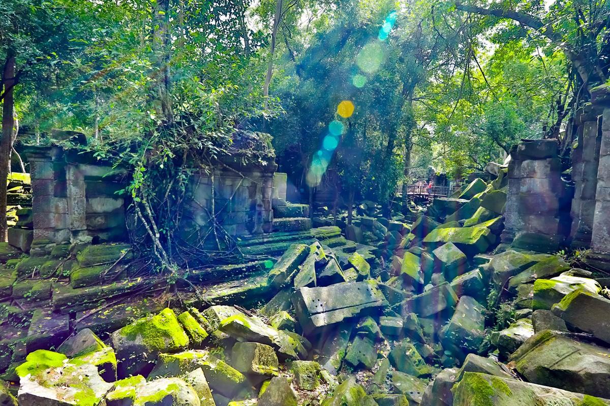 【杆说杆摄】崩密列 失落在原始丛林中的绿色王国 这里是摄影人的天堂 ..._图1-17