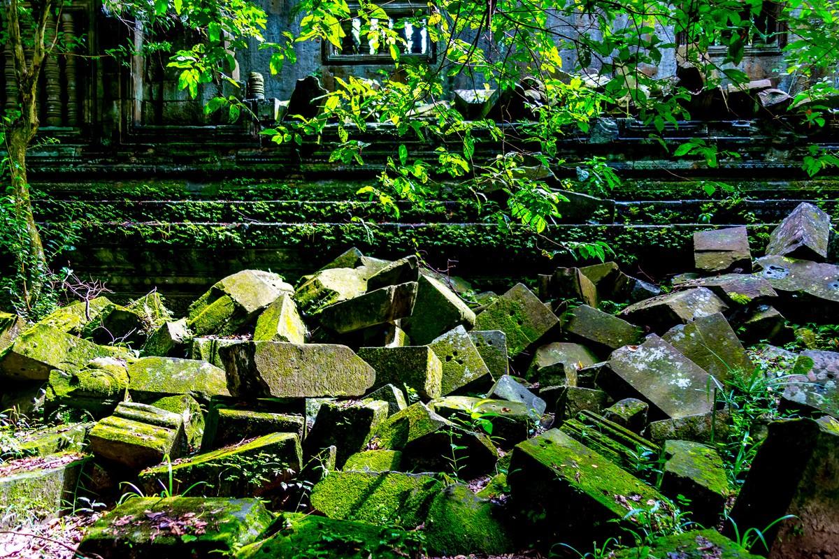 【杆说杆摄】崩密列 失落在原始丛林中的绿色王国 这里是摄影人的天堂 ..._图1-22