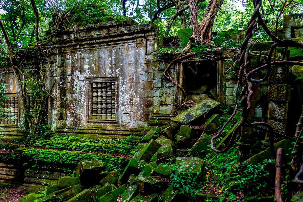 【杆说杆摄】崩密列 失落在原始丛林中的绿色王国 这里是摄影人的天堂 ..._图1-23