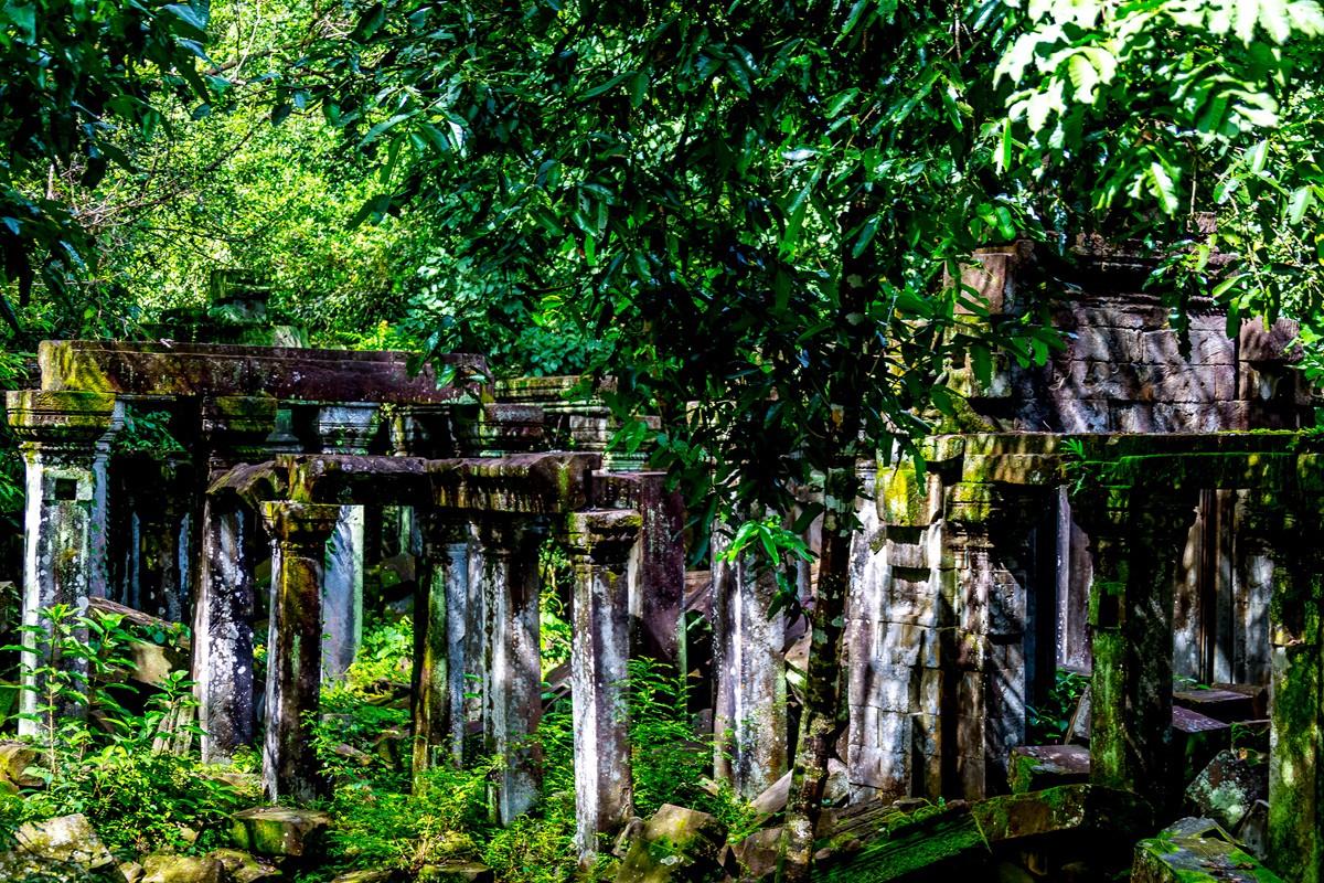 【杆说杆摄】崩密列 失落在原始丛林中的绿色王国 这里是摄影人的天堂 ..._图1-27