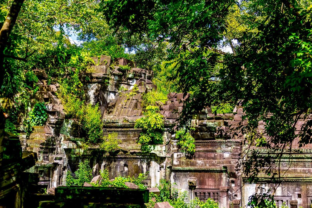 【杆说杆摄】崩密列 失落在原始丛林中的绿色王国 这里是摄影人的天堂 ..._图1-28