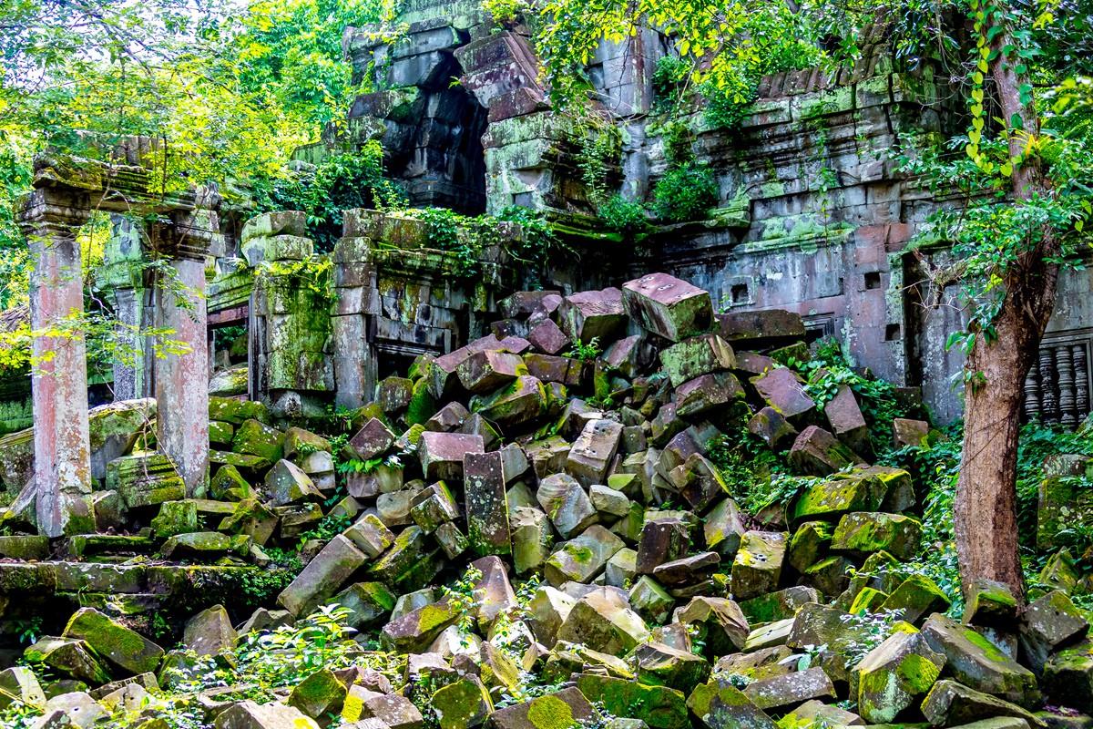 【杆说杆摄】崩密列 失落在原始丛林中的绿色王国 这里是摄影人的天堂 ..._图1-29
