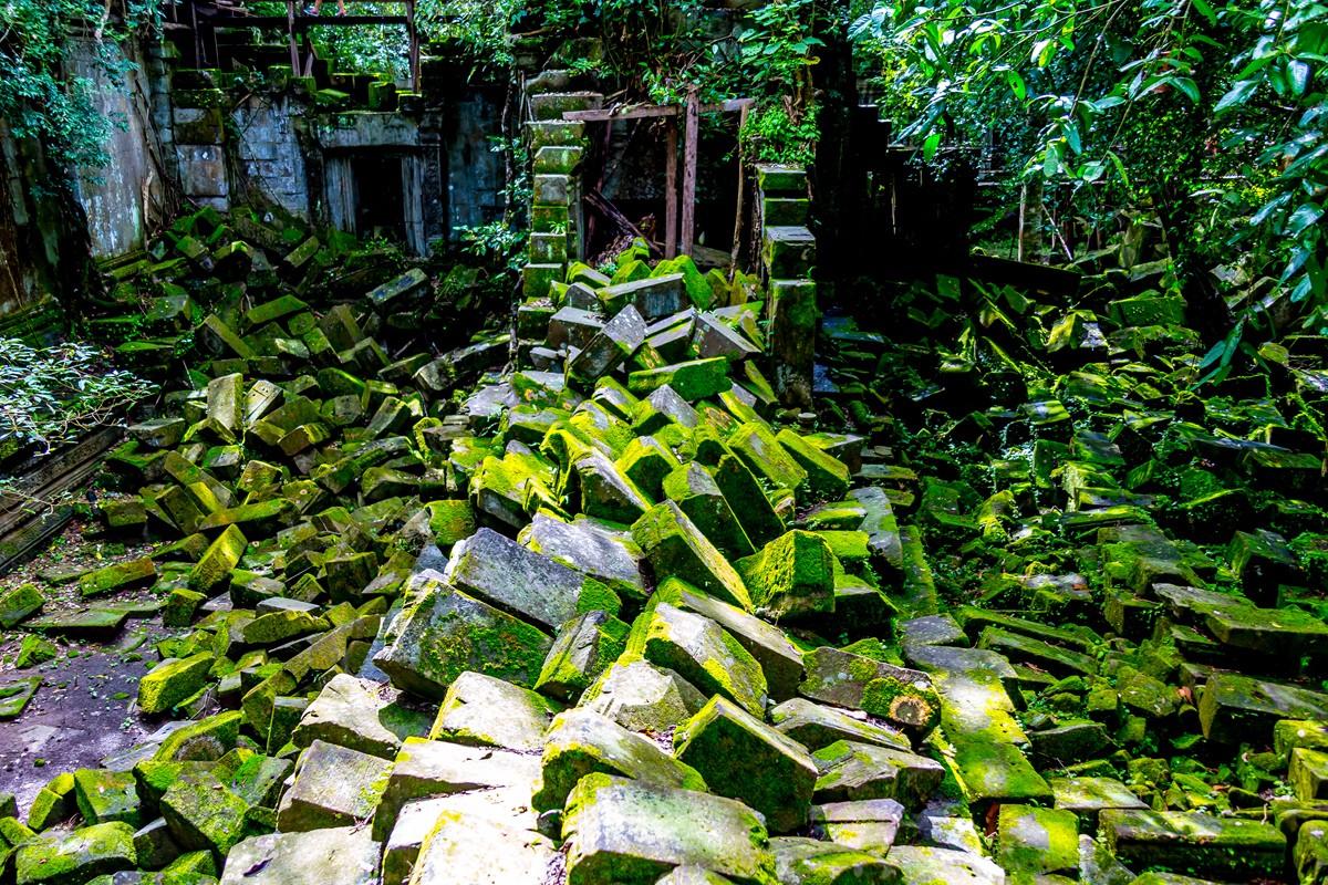 【杆说杆摄】崩密列 失落在原始丛林中的绿色王国 这里是摄影人的天堂 ..._图1-30