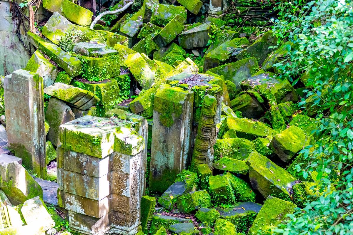 【杆说杆摄】崩密列 失落在原始丛林中的绿色王国 这里是摄影人的天堂 ..._图1-32