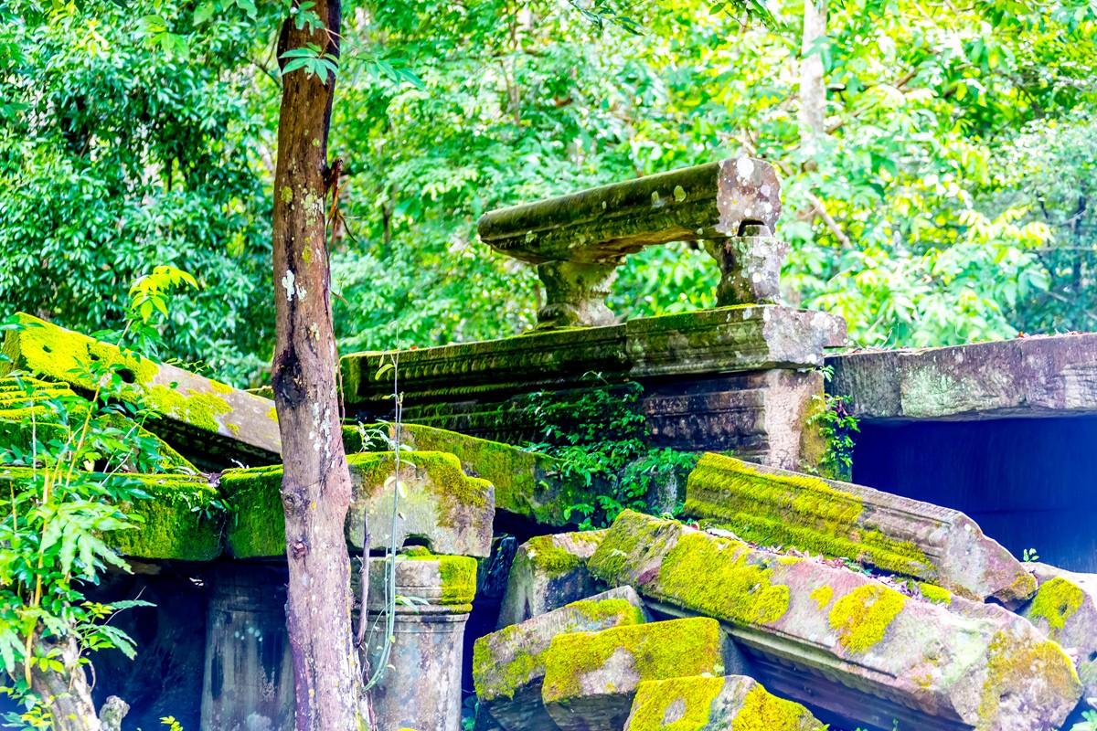 【杆说杆摄】崩密列 失落在原始丛林中的绿色王国 这里是摄影人的天堂 ..._图1-33